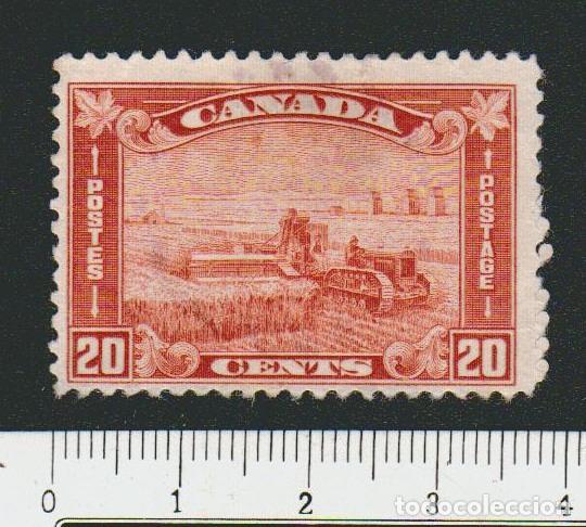 CANADÁ.1930-31.-20 CENT.YVERT 153.USADO. (Sellos - Extranjero - América - Canadá)