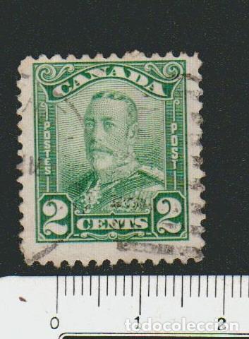 CANADÁ.1929.-2 CENT.YVERT 130.USADO. (Sellos - Extranjero - América - Canadá)