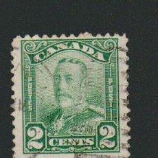 Sellos: CANADÁ.1929.-2 CENT.YVERT 130.USADO.. Lote 78275473