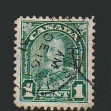 Sellos: CANADÁ.1930-31.-1 CENT.YVERT 141.USADO.. Lote 78275645