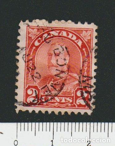CANADÁ.1930-31.-2 CENT.YVERT 143.USADO. (Sellos - Extranjero - América - Canadá)