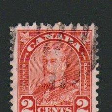 Sellos: CANADÁ.1930-31.-2 CENT.YVERT 143.USADO.. Lote 78275845
