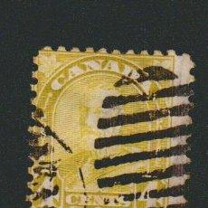 Sellos: CANADÁ.1930-31.-4 CENT.YVERT 146.USADO.. Lote 78276189
