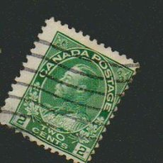 Sellos: CANADÁ.1918-25.-2 CENT.YVERT 109.USADO. Lote 79145529