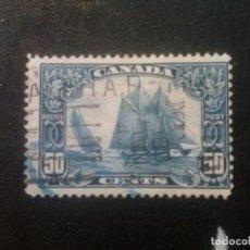 Sellos: CANADÁ YVERT Nº 138 , 1928-29 , BARCO DE PESCA. Lote 83133332