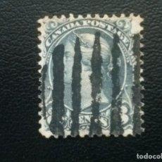 Sellos: CANADÁ , YVERT Nº 33 , 1870-93 , SCOTT Nº 48. Lote 88883800