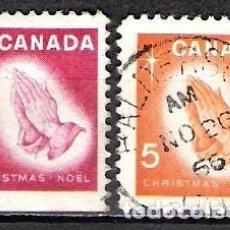 Sellos: CANADA 1966 - USADO. Lote 100229499