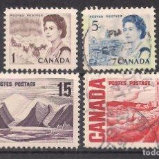 Sellos: CANADA 1967 - NUEVO Y USADO. Lote 100229803