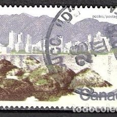 Sellos: CANADA 1972 - USADO. Lote 100230387