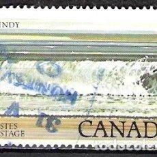 Sellos: CANADA 1977 - USADO. Lote 100231235