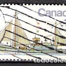 Sellos: CANADA 1977 - USADO. Lote 100232091