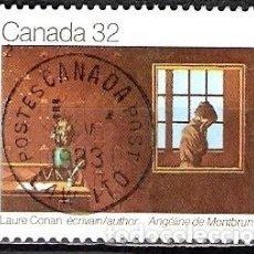 Sellos: CANADA 1983 - USADO. Lote 100232723