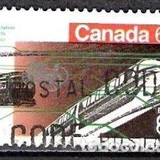 Sellos: CANADA 1986 - USADO. Lote 100232939