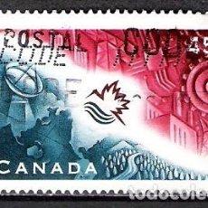 Sellos: CANADA 1995 - USADO. Lote 100233751