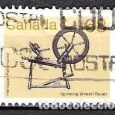 Sellos: CANADA 1985 - USADO. Lote 100234243