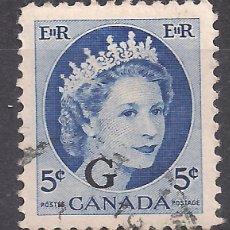 Sellos: CANDA 1954 - USADO. Lote 103558399