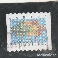 Sellos: CANADA 2002 - YVERT NRO. 1907 - USADO. Lote 109136583