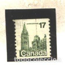 Sellos: CANADA 1979 - YVERT NRO. 694A - USADO. Lote 109137499