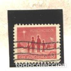 Sellos: CANADA 1964 - YVERT NRO. 359 - USADO. Lote 109137711