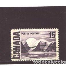 Sellos: CANADA 1967 - YVERT NRO. 385 - USADO. Lote 109137827