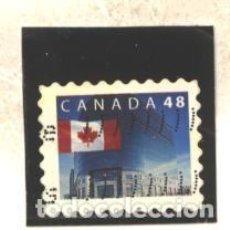 Sellos: CANADA 2002 - YVERT NRO. - USADO. Lote 109137883