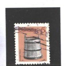 Sellos: CANADA 1982 - SCOTT NRO. 920 - BUCKET- USADO. Lote 109165711