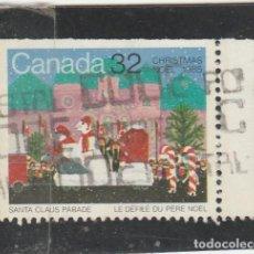 Sellos: CANADA 1985 - YVERT NRO. 939A - USADO . Lote 109168735