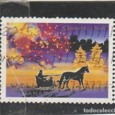 Sellos: CANADA 2001 - YVERT NRO. 1900 - USADO - DOBLEZ. Lote 109189687