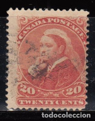 CANADÁ , YVERT Nº 36 (Sellos - Extranjero - América - Canadá)