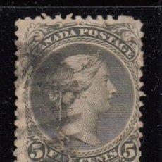 Stamps - CANADÁ , YVERT Nº 22 - 112066239