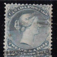 Stamps - CANADÁ , YVERT Nº 24 - 112069623
