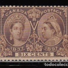 Sellos: CANADÁ , YVERT Nº 43 ( * ). Lote 112082127