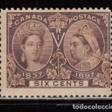 Sellos: CANADÁ , YVERT Nº 43 / * / . Lote 112082191