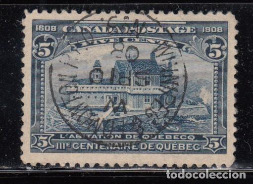 CANADÁ , YVERT Nº 88 (Sellos - Extranjero - América - Canadá)
