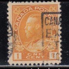 Sellos: CANADÁ , YVERT Nº 108 . Lote 112108351