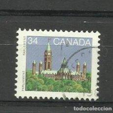 Sellos: CANADA - SELLO USADO. Lote 114819543