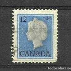 Sellos: CANADA- SELLO USADO. Lote 114889115