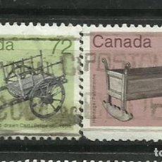 Sellos: CANADA - SELLO USADO. Lote 114892547