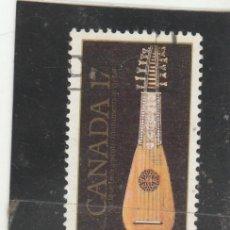 Sellos: CANADA 1981 - YVERT NRO. 757 - USADO. Lote 115622439