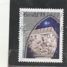 Sellos: CANADA 1995 - YVERT NRO. 1444 - USADO. Lote 115622515