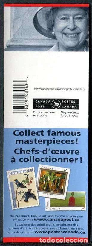 Sellos: CANADA - REINA ELIZABETH II - 5 CARNETS (2005) ** (Ver imagenes) - Foto 2 - 137707386