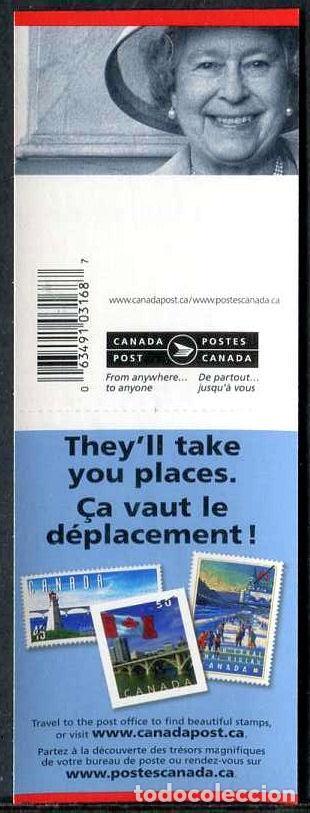 Sellos: CANADA - REINA ELIZABETH II - 5 CARNETS (2005) ** (Ver imagenes) - Foto 3 - 137707386