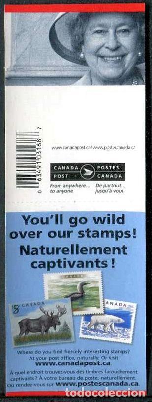 Sellos: CANADA - REINA ELIZABETH II - 5 CARNETS (2005) ** (Ver imagenes) - Foto 4 - 137707386