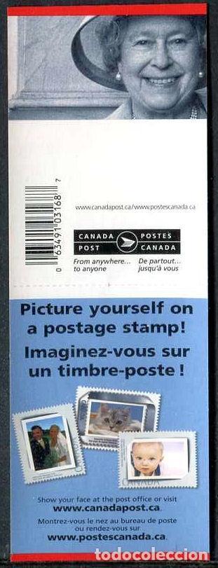 Sellos: CANADA - REINA ELIZABETH II - 5 CARNETS (2005) ** (Ver imagenes) - Foto 6 - 137707386