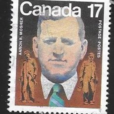 Sellos: CANADÁ. Lote 140519706