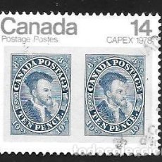 Sellos: CANADÁ. Lote 140519890