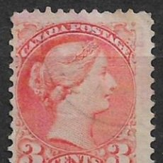 Sellos: CANADA 1870-89 SC# 37 USED - 8/30. Lote 146728894