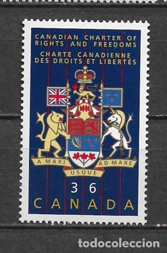 CANADA 1987 ** MNH SERIES COMPLETAS - 7/28 (Sellos - Extranjero - América - Canadá)