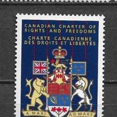 Sellos: CANADA 1987 ** MNH SERIES COMPLETAS - 7/28. Lote 147692830