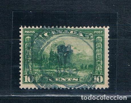 SELLOS USADOS CANADA 1928/1928 YVES 135 (Sellos - Extranjero - América - Canadá)